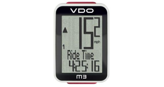 VDO M3 WR Fahrradcomputer kabelgebunden
